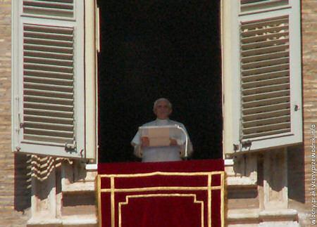 Audiencja papieska