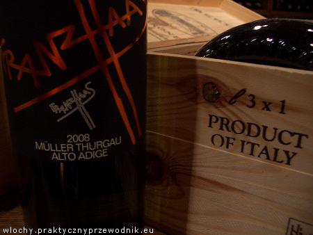 Wino Muller Thurgau