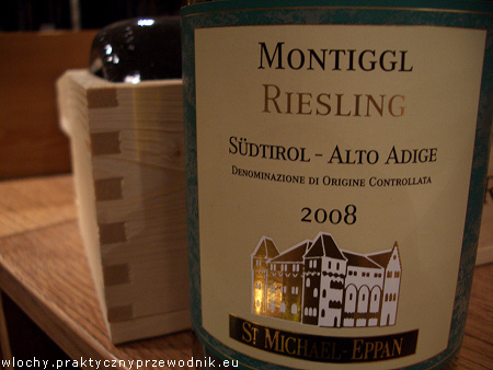 Wino Riesling