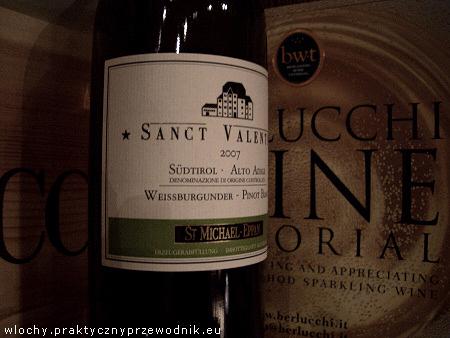 Wino Pinot bianco
