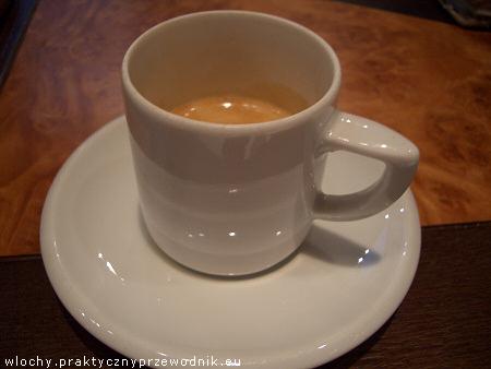 Kawa espresso