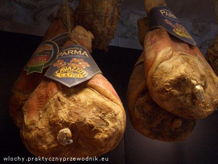 Prosciutto di Parma (szynka parmeńska)