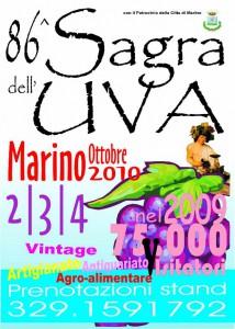 Festiwal winogron w Marino