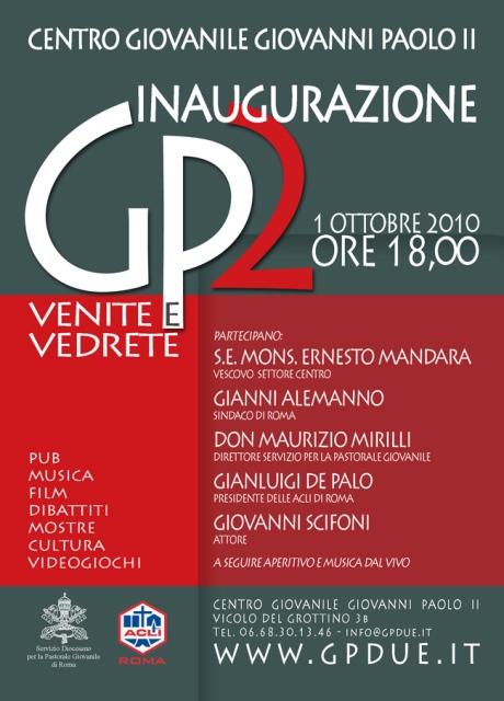 Centrum GP2 w Rzymie