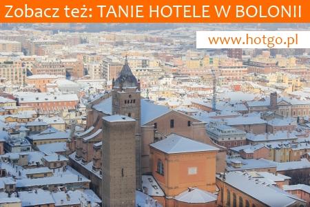 Bolonia Hotele