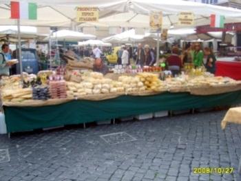 Rzym Campo di Fiori Zdjęcie