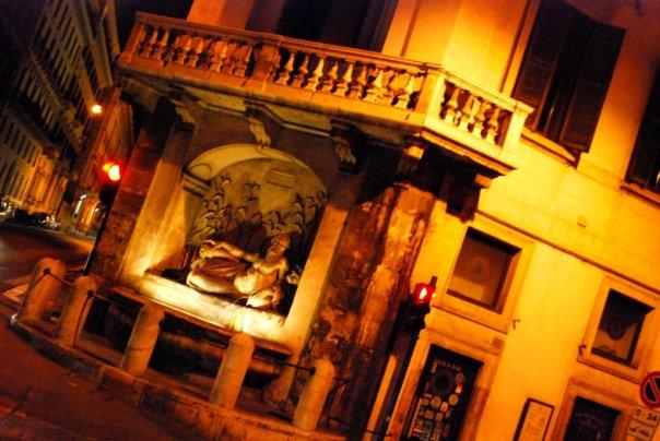 Rzym Quattro Fontane