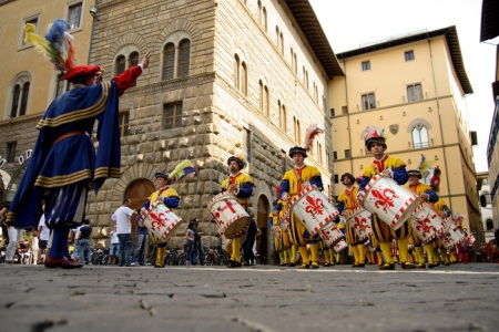 Florencja Parada