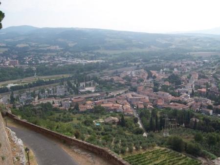 Orvieto Miasto