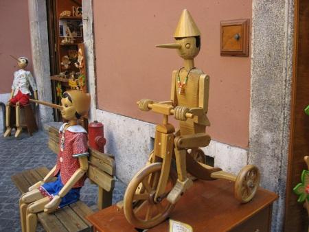 Rzym Pinokio