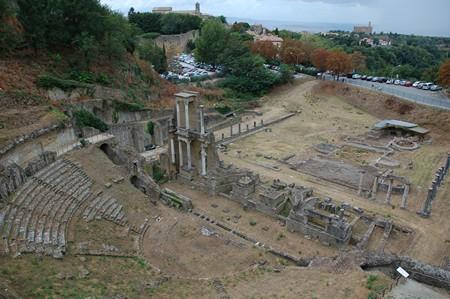 Volterra Teatr Ruiny