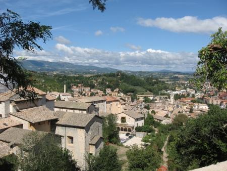 Spoleto Włochy