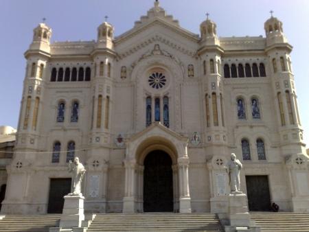 Reggio di Calabria - Kościół Świętego Pawła