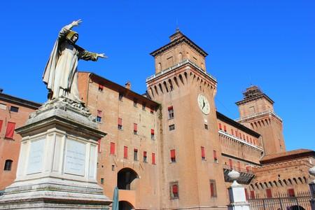 Savonarola Castello Estense