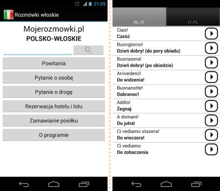 Włoski Android