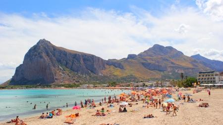 Sycylia Plaża