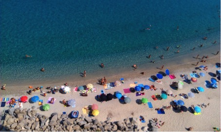 Tropea Plaża